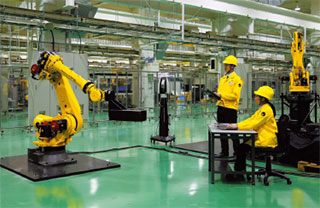 ROBOT Mechanical Development Laboratory, ROBOT Software Development Laboratory