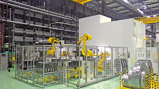 Mibu Press & Die Cast Factory